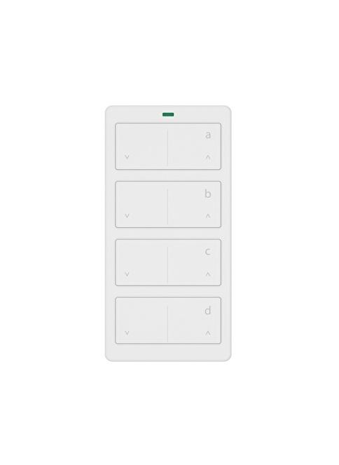 Insteon 2342-432 Akıllı Mini Kumanda-4'Lü Kontrol Renkli